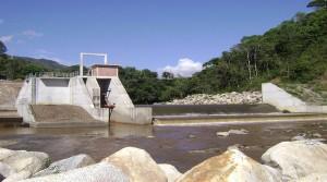 Proyecto Hidroeléctrico Montañitas