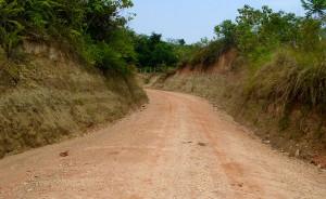 Rehabilitación de la Vía Puerto Berrío - Yondó